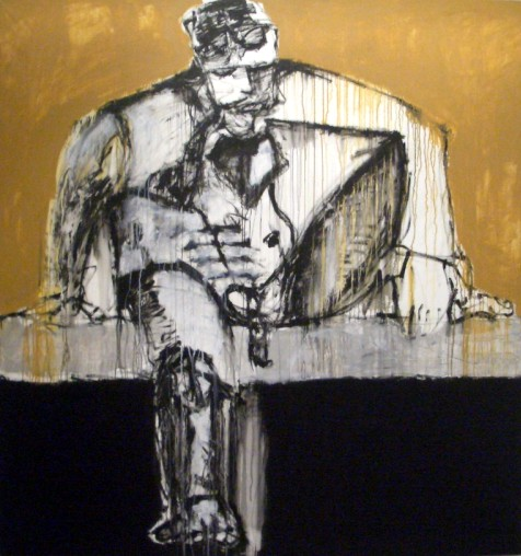 Marcos Lorenzo 138 hombre sentado